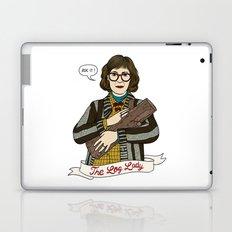 Twin Peaks (David Lynch) The Log Lady Laptop & iPad Skin