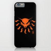 9 Tailed Beast iPhone 6 Slim Case