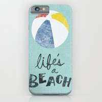 Life's a Beach. iPhone 6 Slim Case