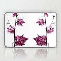 wine leaf abstract I Laptop & iPad Skin