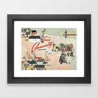 Community Framed Art Print