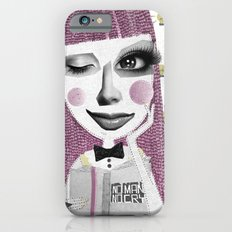 I think therefore I am... single iPhone 6 Slim Case