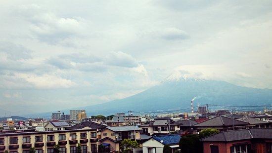 富士山 Art Print