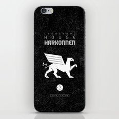 HOUSE HARKONNEN iPhone & iPod Skin