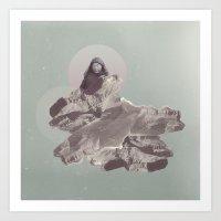 K∆RM∆ Art Print