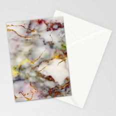 Marble Effect #5 Stationery Cards