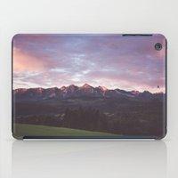Early morning iPad Case