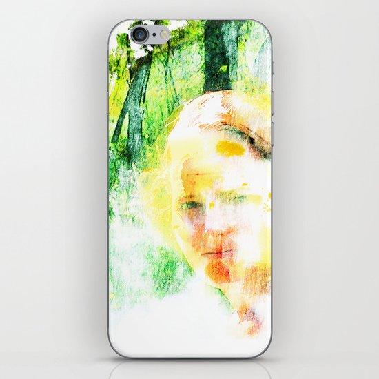 Miss. Sunshine  iPhone & iPod Skin