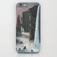 edge of the sea iPhone 6 Slim Case