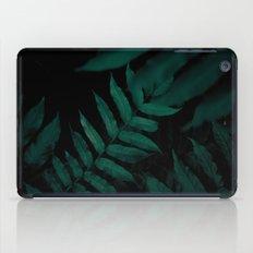 Dark Leaves II iPad Case