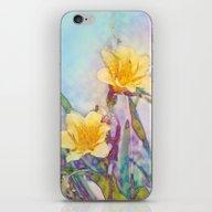 Yellow Lilies  iPhone & iPod Skin