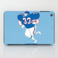 American Footballer iPad Case