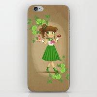 Retro Sailor Jupiter iPhone & iPod Skin