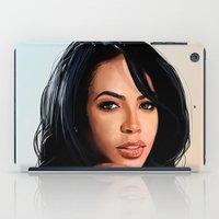 Aaliyah #2 iPad Case