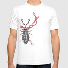 Hannibal's Totem Mens Fitted Tee SMALL White