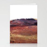 Rainbow rocks, Iceland Stationery Cards