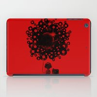 In My Own World iPad Case