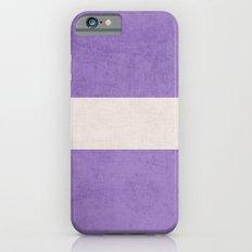 purple classic Slim Case iPhone 6s
