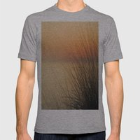 Sea ​​urchins Mens Fitted Tee Athletic Grey SMALL