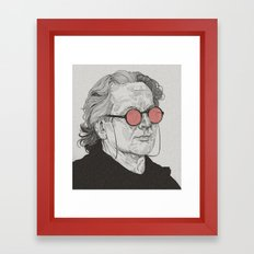 George Miller Framed Art Print