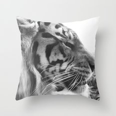 grr... Throw Pillow