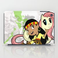 My Lil Gabby V1 iPad Case