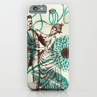 iPhone & iPod Case featuring Love by Jeremy Stout