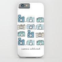 Camera Addicted iPhone 6 Slim Case