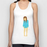 Freckles Unisex Tank Top