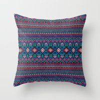 Aztec Forever Throw Pillow