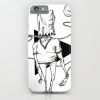 iPhone & iPod Case featuring Bag by Hopler Art