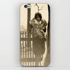 Winter Warm iPhone & iPod Skin