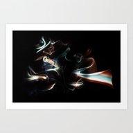 Expansion Art Print