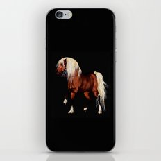 HORSE - Black Forest iPhone & iPod Skin