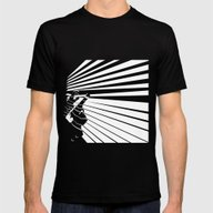 Killer Mens Fitted Tee Black SMALL