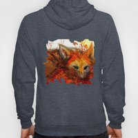 Fox In Sunset III Hoody