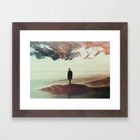 Mutual Framed Art Print