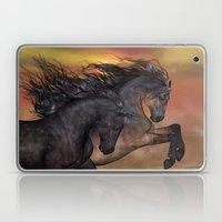 HORSES - On Sugar Mounta… Laptop & iPad Skin