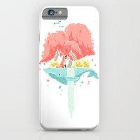 Whale Island iPhone 6 Slim Case