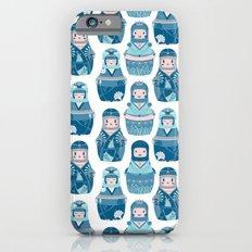 Matrioshkas Pattern Slim Case iPhone 6s