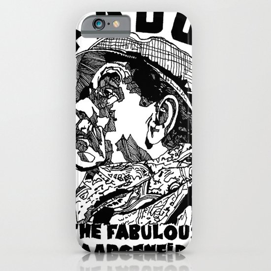 Fado Marceneiro iPhone & iPod Case