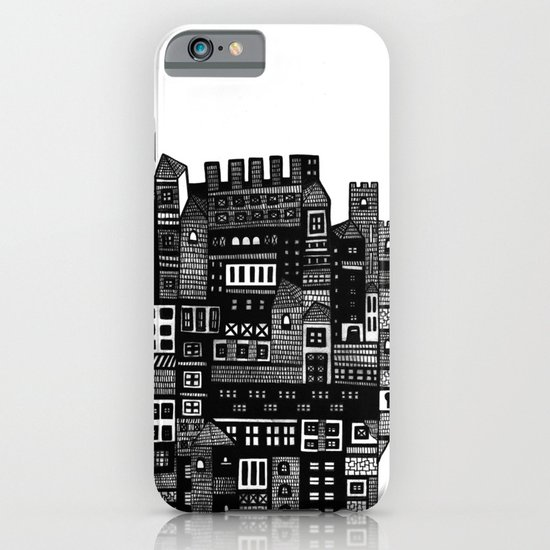 Neighborhood II iPhone & iPod Case