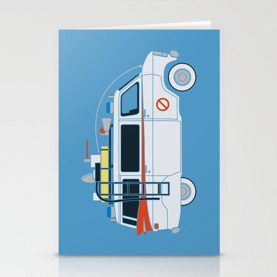 Ecto Van-1 Stationery Card