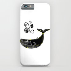 Whale Constellation iPhone 6 Slim Case