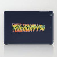 One Point Twenty One iPad Case
