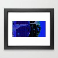 THouz v.3 Framed Art Print