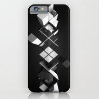 Argyle Deconstruction iPhone 6 Slim Case