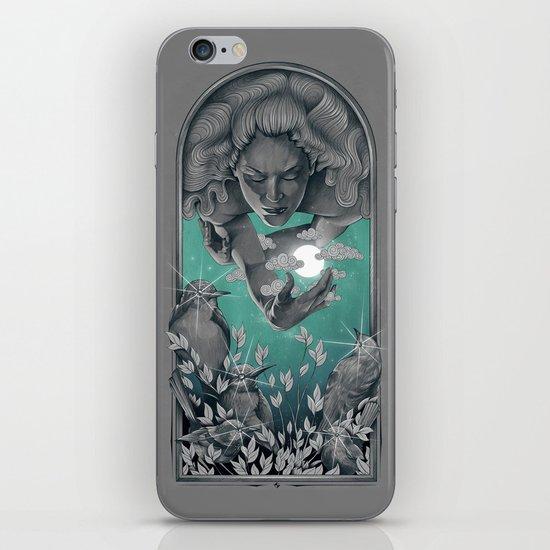 The Bird Keeper iPhone & iPod Skin