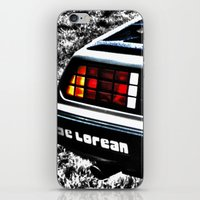 Where We're Going, We Do… iPhone & iPod Skin