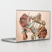 anchor Laptop & iPad Skins featuring Anchor by Chase Kunz